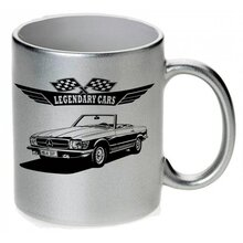 Mercedes 280 SL 350 SL 450 SL  W107 Version 2 - Tasse /...