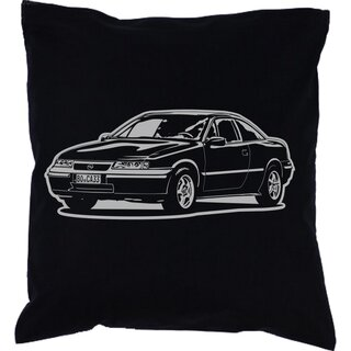 OPEL Calibra V3  Car-Art-Kissen / Car-Art-Pillow