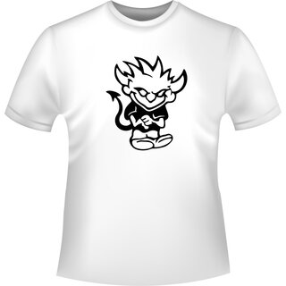 Little Devil T-Shirt/Kapuzensweat (Hoodie)