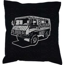 Pinzgauer Version 1 (ab 1971) Car-Art-Kissen /...