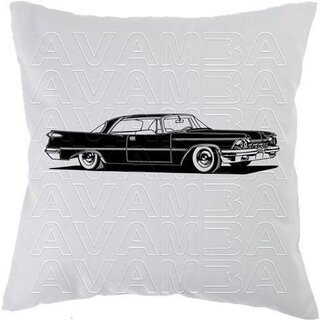 Chrysler Imperial 1959 Car-Art-Kissen / Car-Art-Pillow