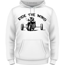 Kitebuggy Ride the Wind T-Shirt/Kapuzenpullover (Hoodie)