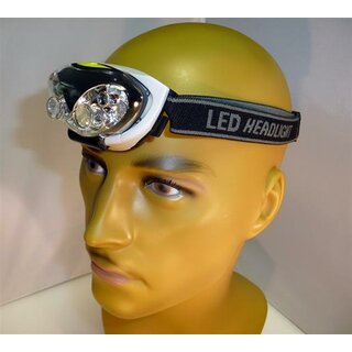 LED Stirnlampe / LED Headlight