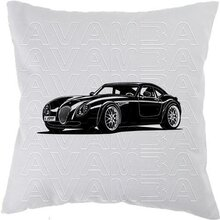 Wiesmann MF 4 GT Car-Art-Kissen / Car-Art-Pillow