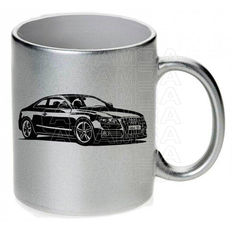 Audi A5 S5 Coupe (2007 2016) Tasse Keramikbecher m