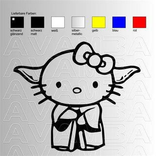 Hello Yoda Kitty
