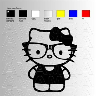 Hello  Nerdy Kitty