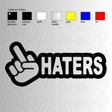 F*ck Haters
