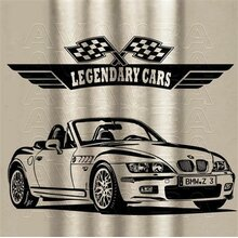 BMW Z3 Roadster (E36/7) Version 2  Thermobecher...