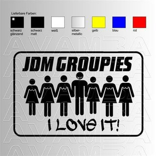 JDM Groupies - I love it!