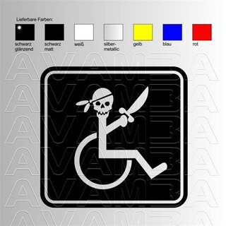 Wheelchair Pirate