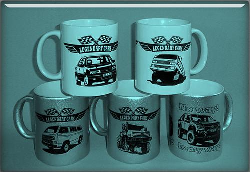 Auto-Tassen, eine tolle Geschenkidee