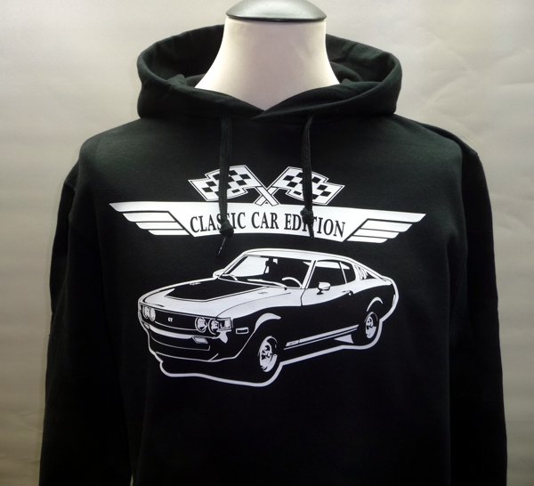 tshirt toyota celica hoodie oldtimer youngtimer